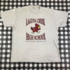 Cardinals Laguna Creek High School California VTG